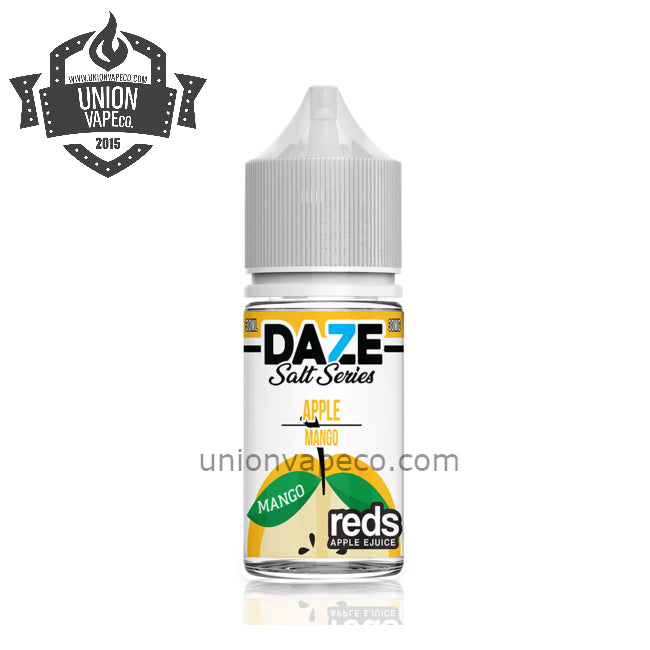 7 Daze Reds Apple Salt Nic - Mango