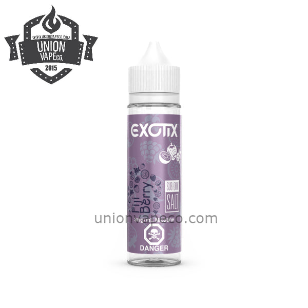 Exotix E-juice - Fiji Berry (60ml)