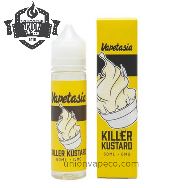 Vapetasia - Killer K Kustard (60ML)