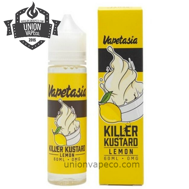 Vapetasia - Killer K Lemon (60ML)