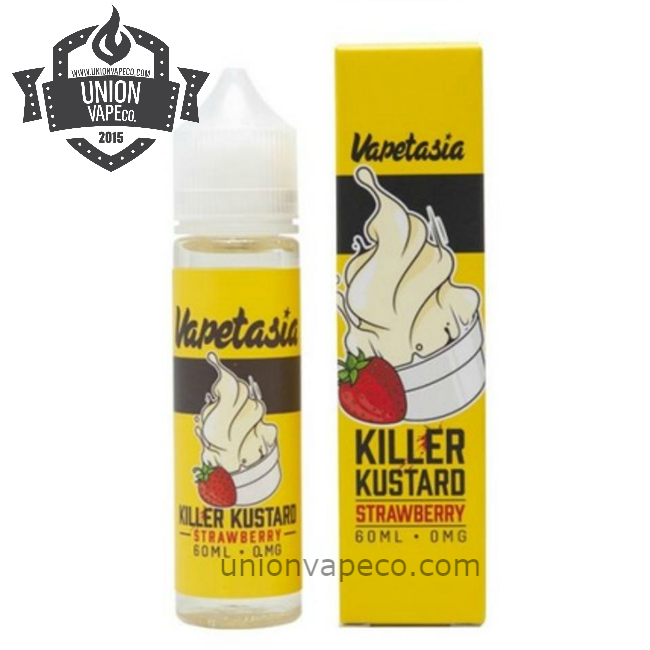 Vapetasia - Killer K Strawberry (60ML)