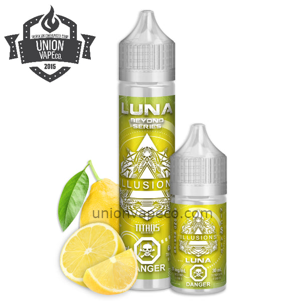 Illusions Beyond Nic Salt - Luna (30ml)
