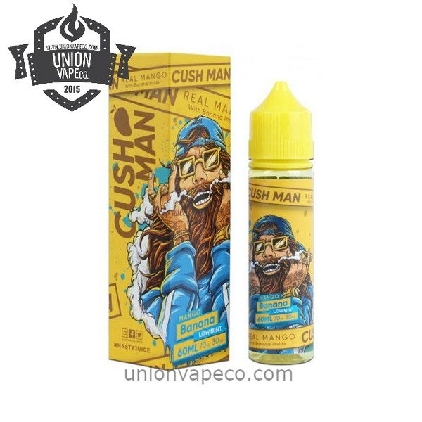 Nasty Juice Cash Man - Mango Banana (Low Mint)