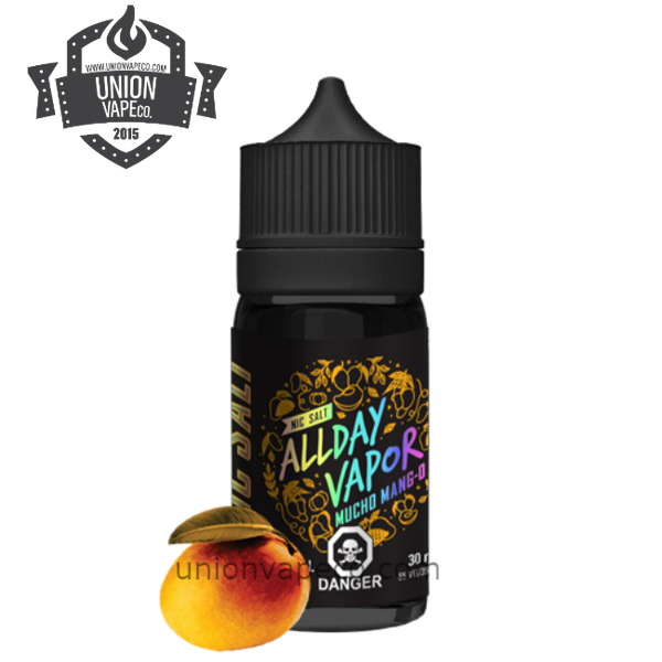 ALL DAY SALT NIC Mucho Mango
