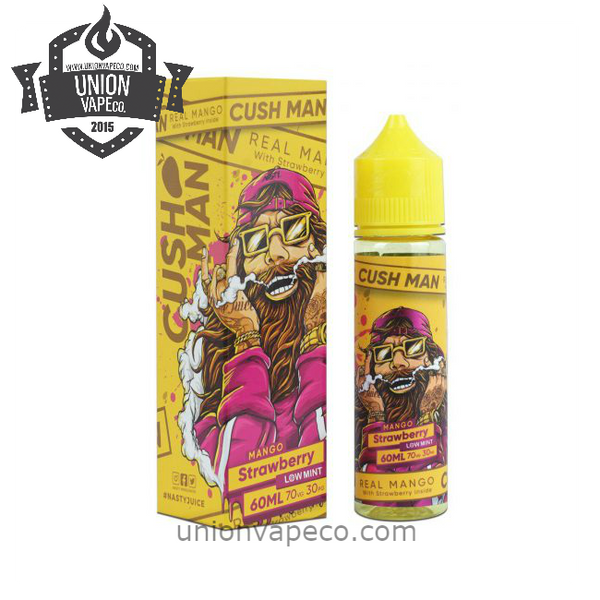 Nasty Juice Cash Man - Mango Strawberry (Low Mint)