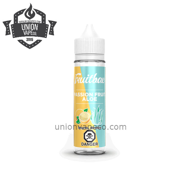Fruitbae - Passion Fruit Aloe (60ML)