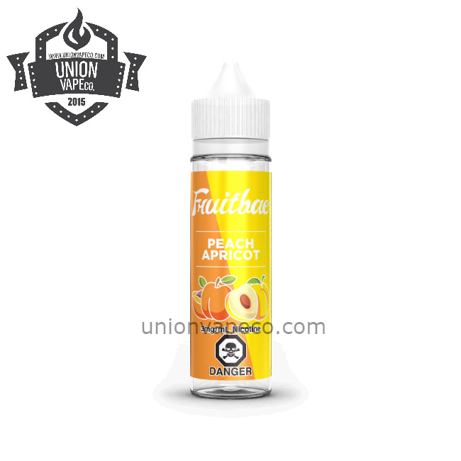 Fruitbae - Peach Apricot (60ML)