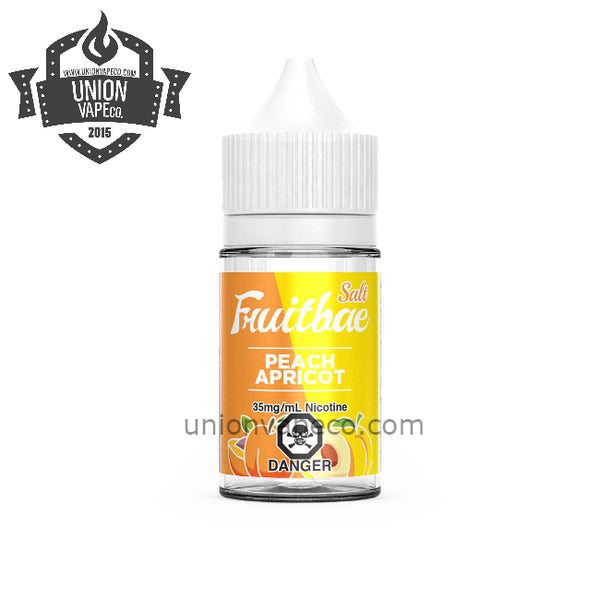 Fruitbae Salt - Peach Apricot