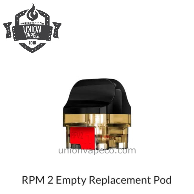 Smok RPM 2 Empty Replacement Pod 3pk