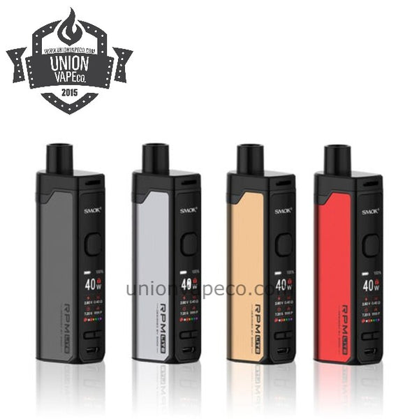 Smok RPM Lite Open Pod Kit