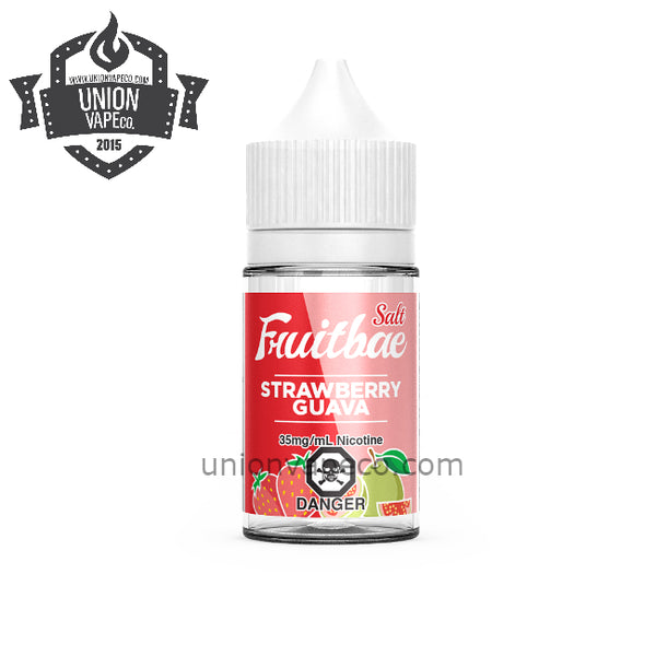 Fruitbae Salt - Strawberry Guava