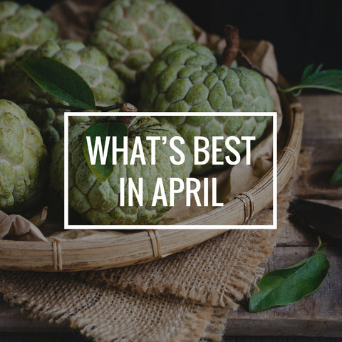 What's Best in April