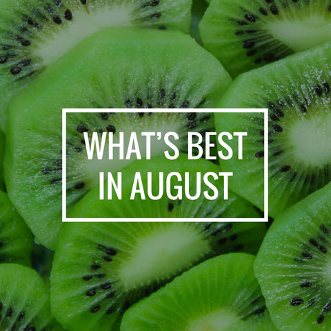 What's Best in August
