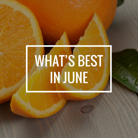 What's Best in June