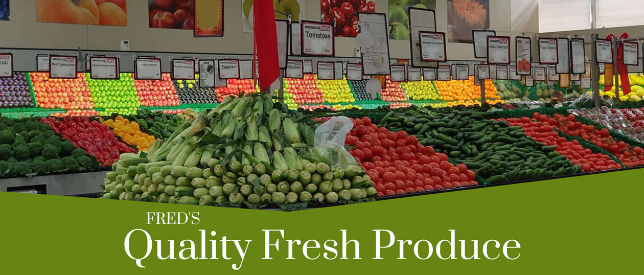 Fred's - Quality Fresh Produce