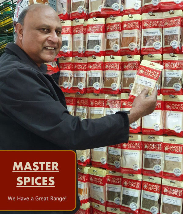 Master of Spices