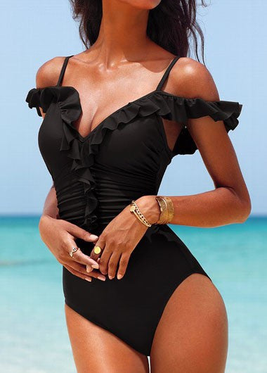 One Night Only Swimsuit - Saje Boutique