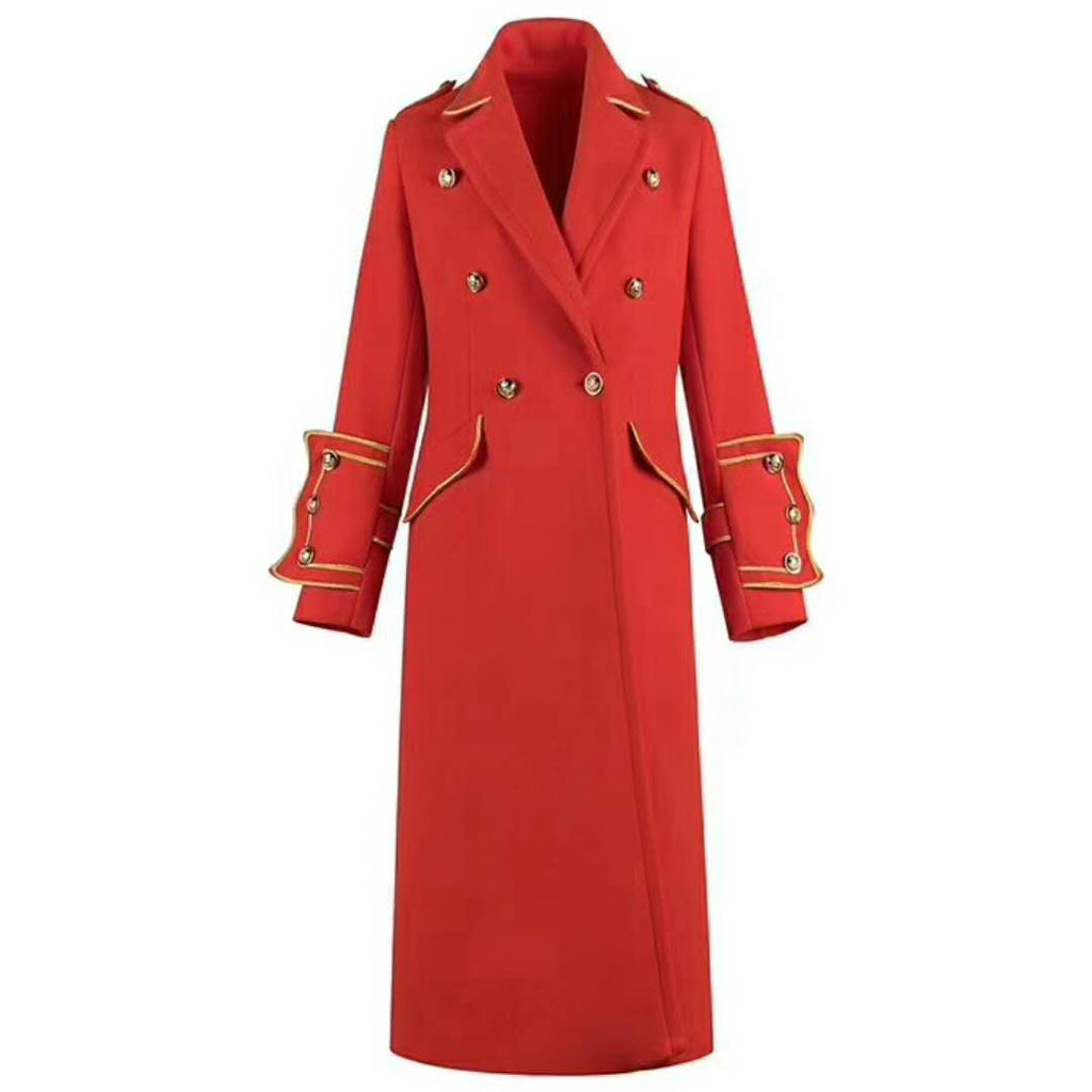 Unbreakable Trench Coat - Saje Boutique