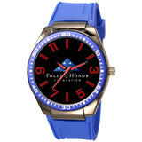 Folds of Honor Captivate (Blue w/ black dial)