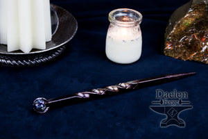 Basic Hand Forged Wand