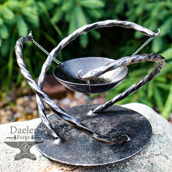 The Cradle of Artemis (Forged Burning Bowl)