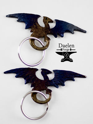 Dragon Key Chain