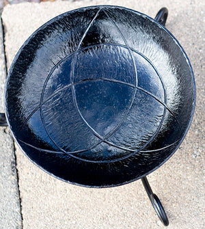 Forged Altar Bowl