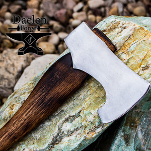 RestoMod Viking Inspired Axe