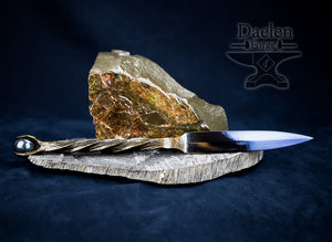 Ethereal Athame Hematite