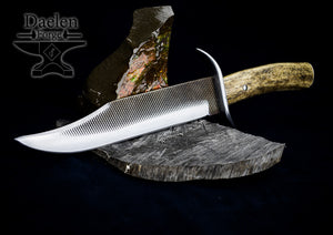 Antler Bowie - Hand Forged
