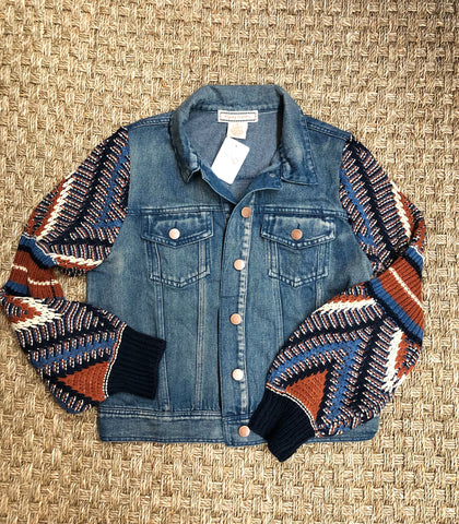 Secora Jean Jacket