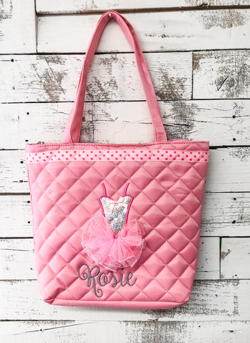 Little Ballerina Dance Bag