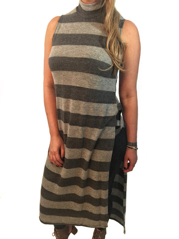 Maxi Striped Top