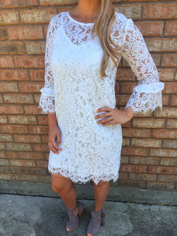 Vendela Lace Dress
