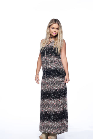 Leto Rosemary Maxi Dress by BUDDY LOVE