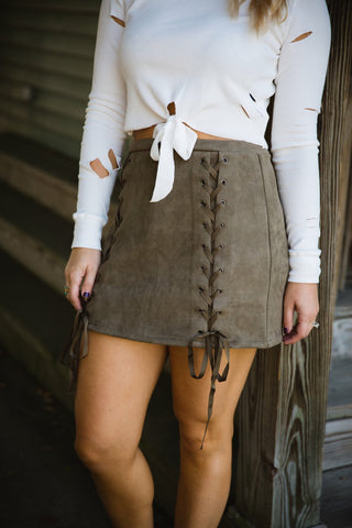 Denali Mini Skirt