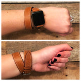 Apple Watch double strap band