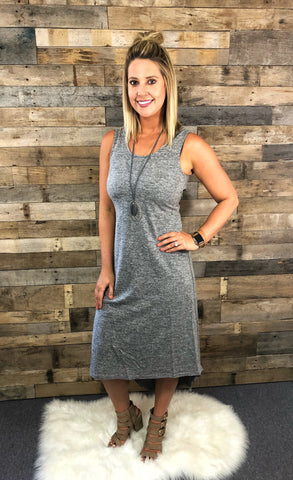 Rae Knot Dress