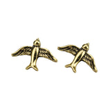 Sparrow Stud Earrings, Earring, Modestly