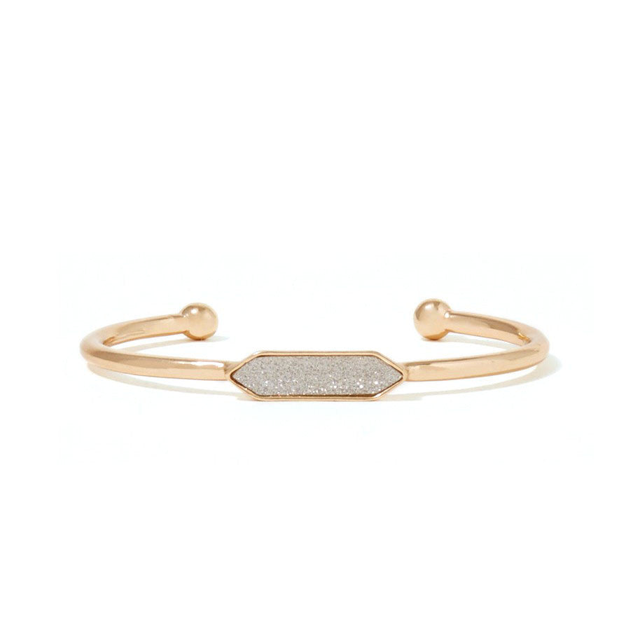 'Stardust' Open Bangle, Bangle, Modestly