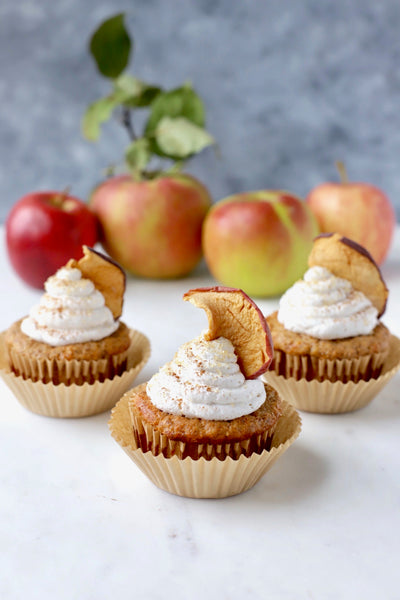 Apple Butter Cupcakes