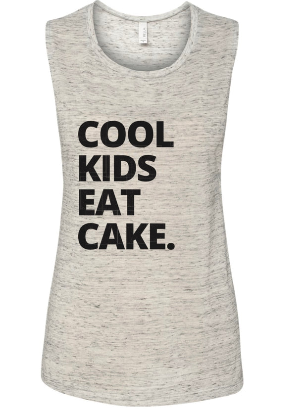 Cool Kids Eat Cake