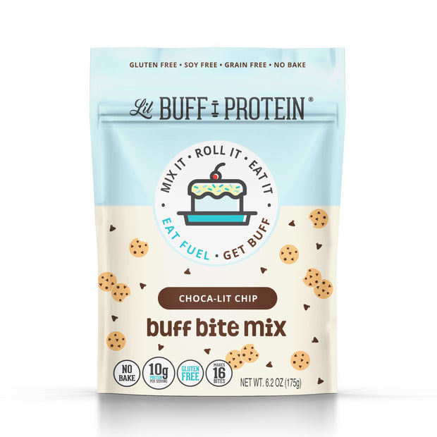 Buff Bites Choca-Lit Chip