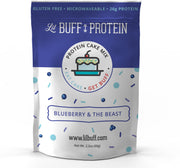 Blueberry & The Beast single serving