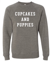 Cupcakes & Puppies Crewneck