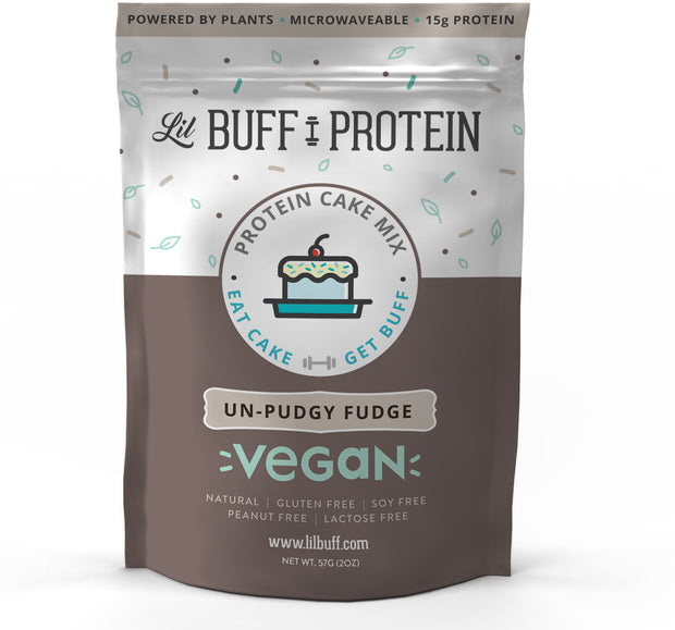Un-Pudgy Fudge *VEGAN*