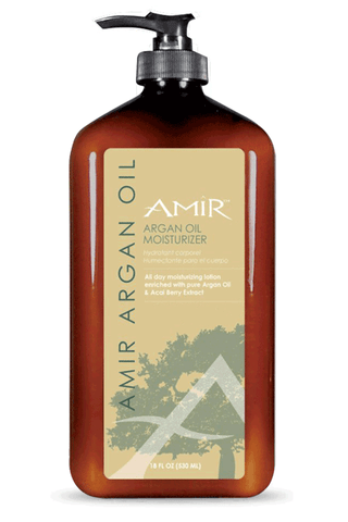 Amir Argan Oil Lotions, Hair Care, Skincare Products