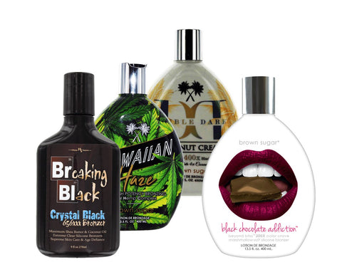 Top 10 Bronzers Tanning Lotions