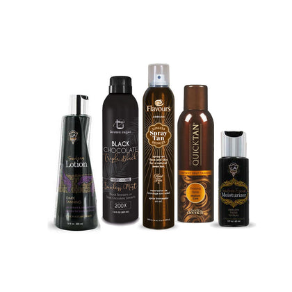 Sunless Spray Tan Self Tanning Sprays