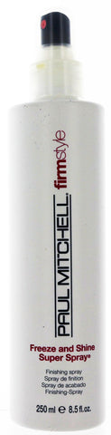 Paul Mitchell Firm Style Freeze & Shine Hairspray 8.5 fl oz